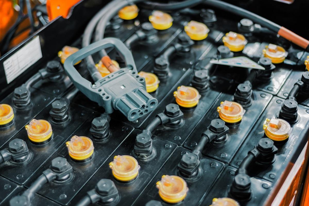bateria wózka widłowego